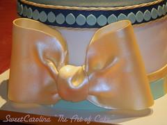"Four layers of total delight! (Sweet Carolina ""The Art of Cake"") Tags: wedding cookies cake brasil design cupcakes saopaulo casamento doces bolos lembrancinhas minibolos sweetcarolina"