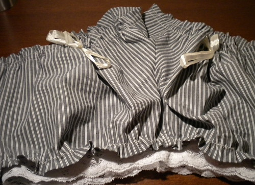 Madeleine mini bloomers