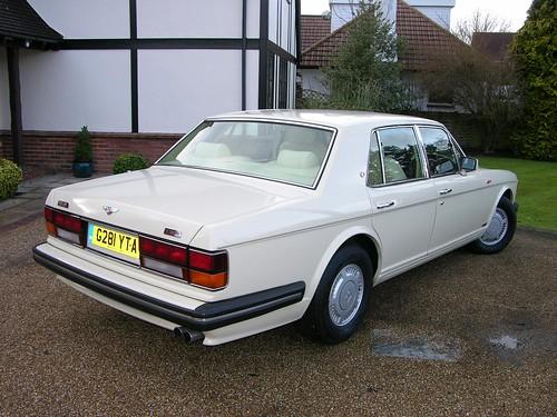 1980s Bentley Turbo R