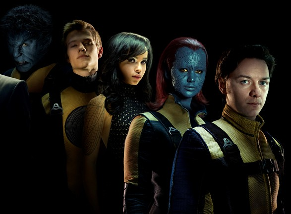 X-Men First Class characters