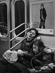 Comfy Japanese Technology (bijoyKetan) Tags: travel family blackandwhite newyork love subway candid ketan tamron1750mm bijoyketan