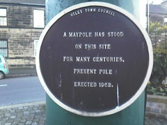 Photo of Black plaque number 4854