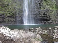 MVI_0284 (johnhane) Tags: temp park travel outdoors hawaii january delete hike trail kauai kalalau napali napalicoast 2011 kalalautrail haenastatepark hanakappiaifalls