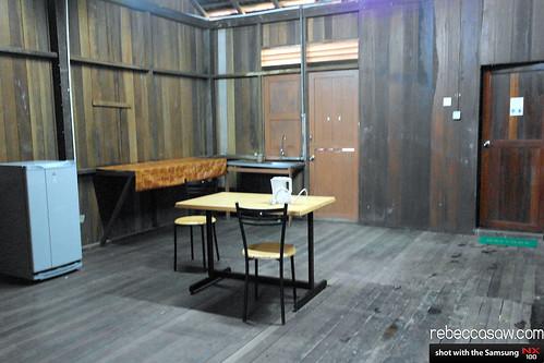 Iban longhouse, sarawak cultural village-4