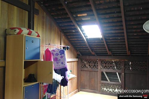 Iban longhouse, sarawak cultural village-13