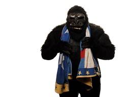 TRP: Impromptu Portrait of a Gorilla Leaving the Sauna or Beauty Light and the Beast (Studio d'Xa