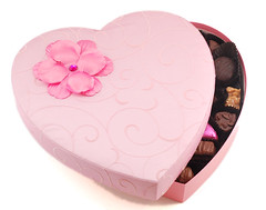 See's Valentines Box
