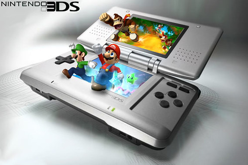 2011 - Top 10 Games For Nintendo 3DS