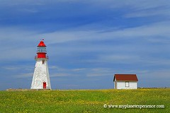 Canada experience : Point Riche lighthouse - My Planet Experience