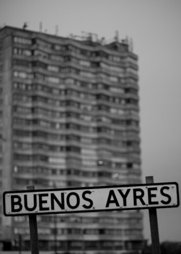 Buenos Ayres (sic) BW