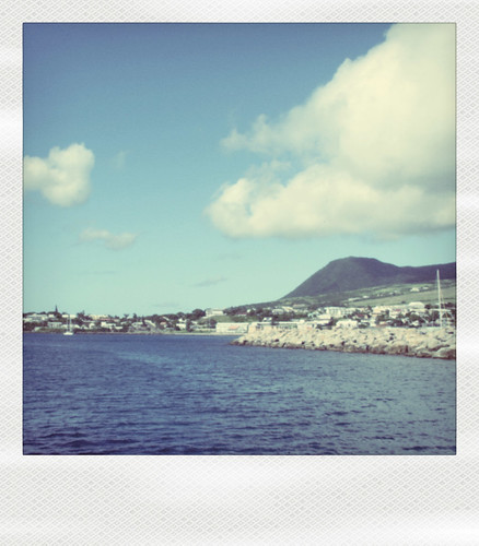 St Kitts Port