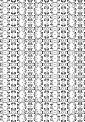 Thumbnail HD Black and White Patterns Vol.3