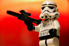Stormtrooper: Up Close & Personal (Phiery Phoenix Photography) Tags: storm building phoenix canon toys photography rebel star starwars candle lego action flames stormtroopers troopers flame cranberry figurines actionfigures legos mandarin guns blocks wars build yankee figures weapons firearms yankeecandle t2i mandarincranberry canonrebelt2i phiery phieryphoenixphotography phieryphoenix