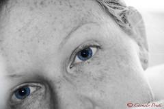 Occhi (Carmisard) Tags: donna occhi sguardo viso faccia volto