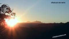 silhueta pico dos marins (-Rodolfrito-) Tags: pico marins silhueta montanha mountain