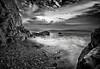 the last days of summer (Luca-Anconetani) Tags: summer sea rocks mare italy beach lucaanconetani spiaggia estate nikon landscapes paesaggimarchigiani panorami massi travel marche riviera monteconero italia paesaggio paesaggidellemarche costa