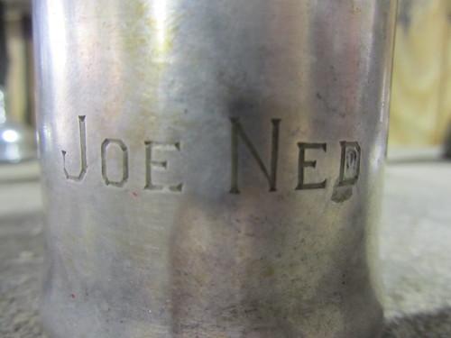 Joe Ned silver cup