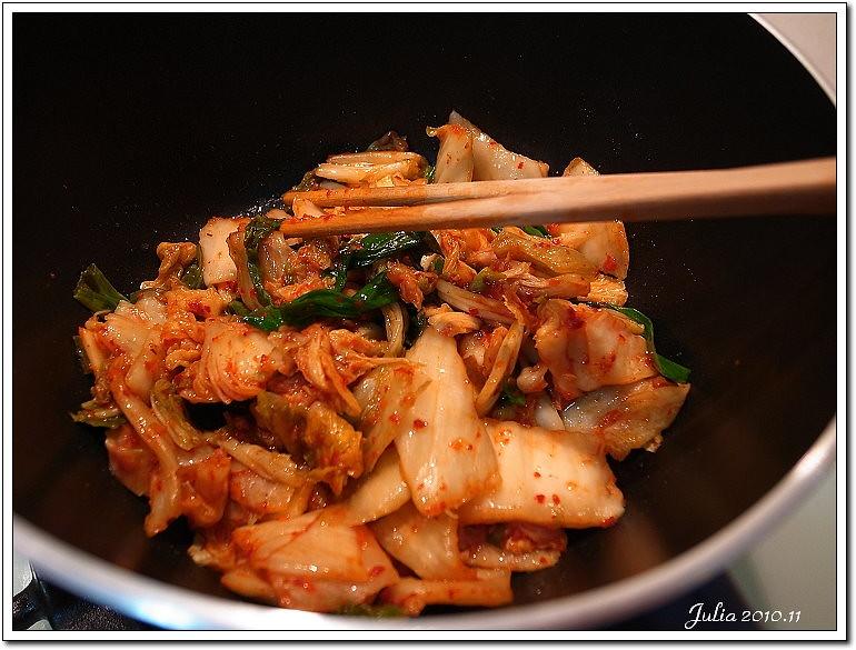 泡菜鍋 (3)