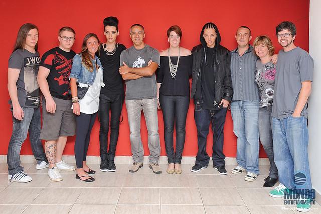 Tokio Hotel VF-08 por Mondo Entretenimento