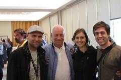 Crew with Al Worden