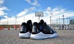 Nike ID Kobe 5 for Sneakers.fr's 5th Birthday (..OZ..) Tags: birthday clouds 5 nike jordan kobe basketballcourt xi blackmamba nikeid spacejam sneakersfr kobe5 airjordanxispacejam