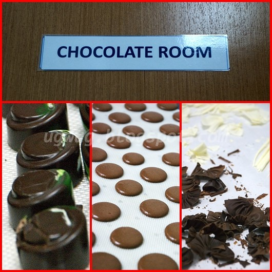 Chocolate Room!