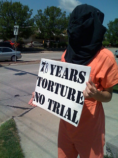 Anti-Torture Vigil - Week 20