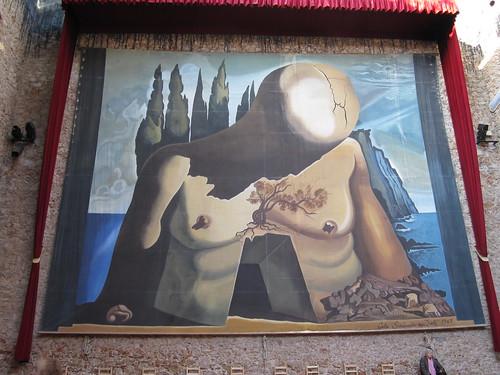 תמונות ממוזיאון דאלי