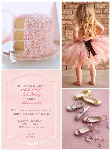 Nutcracker Ballet Party Details