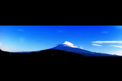 Mt.Fuji (moaan) Tags: trip travel landscape perspective  mtfuji 2010 veiw iphone explored japanimage iphone4 onthewaytotokyo sa gettyimagesjapanq1 gettyimagesjapanq2