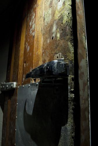 Moldy Door 1