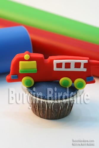 Itfaiye Cupcake