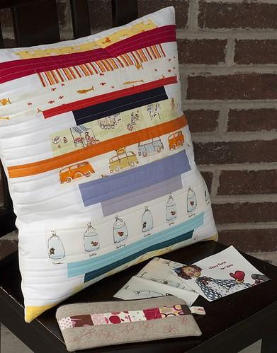 Pillow Talk Swap 4 Received