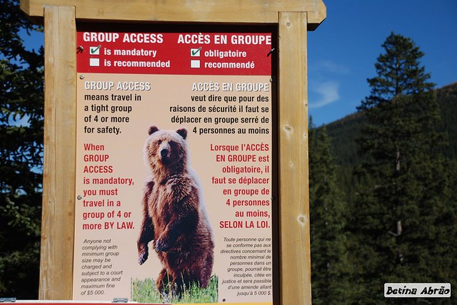 Parque Nacional de Banff - Canadá