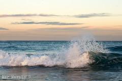Mar picado (Mar Merelo) Tags: sea mar wave rough ola picado marmerelo