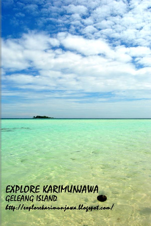 geleang island. INDONESIA