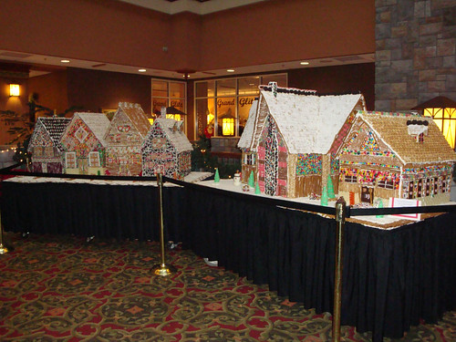 Candy Village, Chateau on the Lake Hotel, Branson, MO