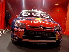 Citron C4 WRC (tautaudu02) Tags: auto cars automobile champs citron voiture wrc moto coches lyses c4 concessions garages