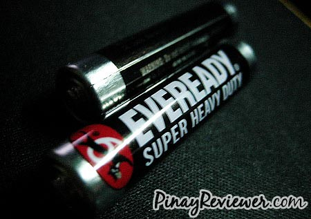 Eveready AAA batteries - PinayReviewer.com