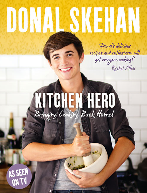:: Kitchen Hero: Bringing Cooking Back Home!