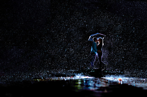 Caught in the rain. by Daniel Stark, on Flickr