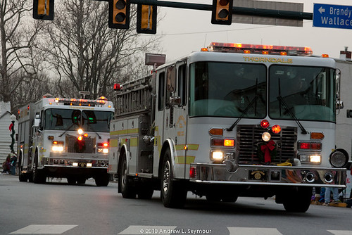 Some of Downingtown's Fire Trucks (119)