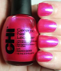Chi Double Fisted Fuchsia