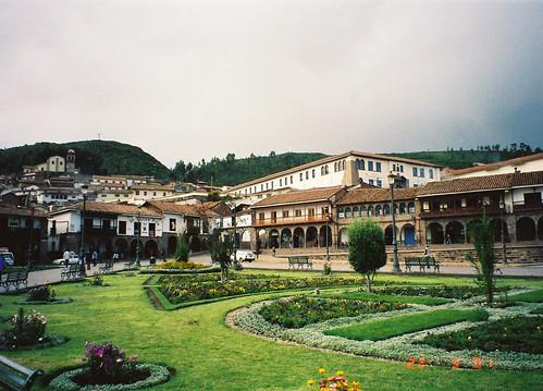 Plaza des Armas, Cuzco, Peru