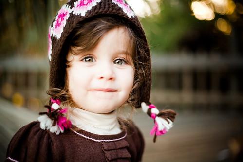 フリー写真素材, 人物, 子供, 少女・女の子, 帽子・キャップ, アメリカ人,