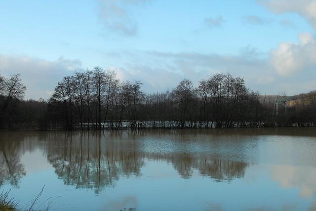 Tonnerre, inondation
