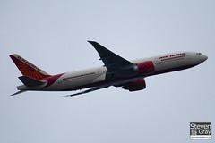 VT-ALF - 36305 - Air India - Boeing 777-237LR - 101212 - Heathrow - Steven Gray - IMG_6618