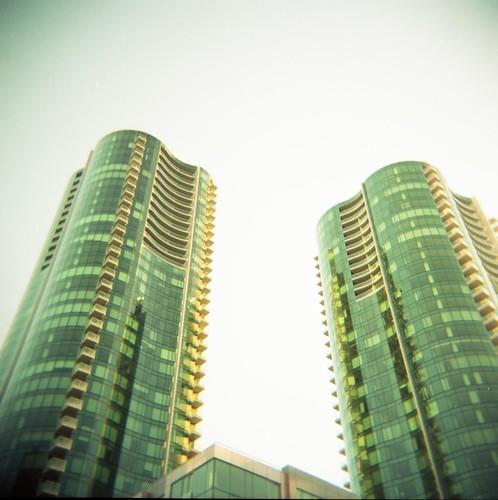 Infinity Towers