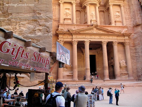 The Irony of Petra, Jordan
