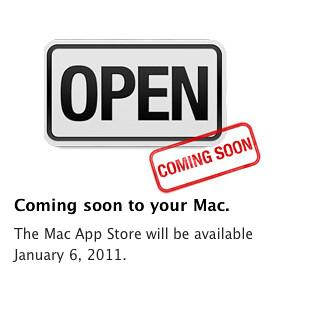 Mac.App.Store.opening.soon
